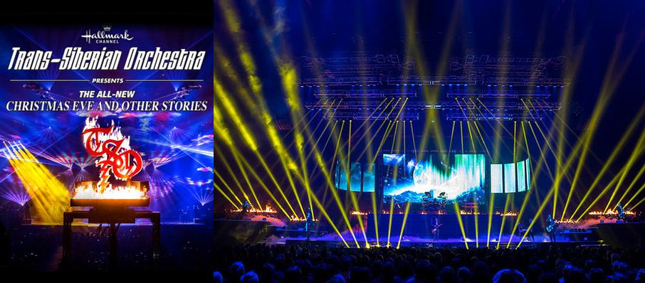 Trans-Siberian Orchestra at Toyota Arena