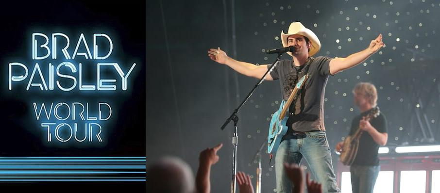 Brad Paisley at Honda Center Anaheim