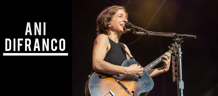 Ani DiFranco at The Observatory