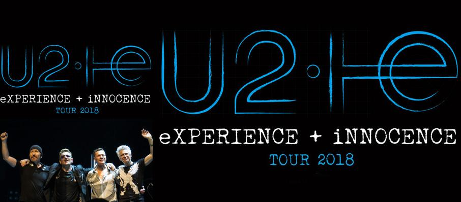 U Experience And Innocence Tour Ticket Prices