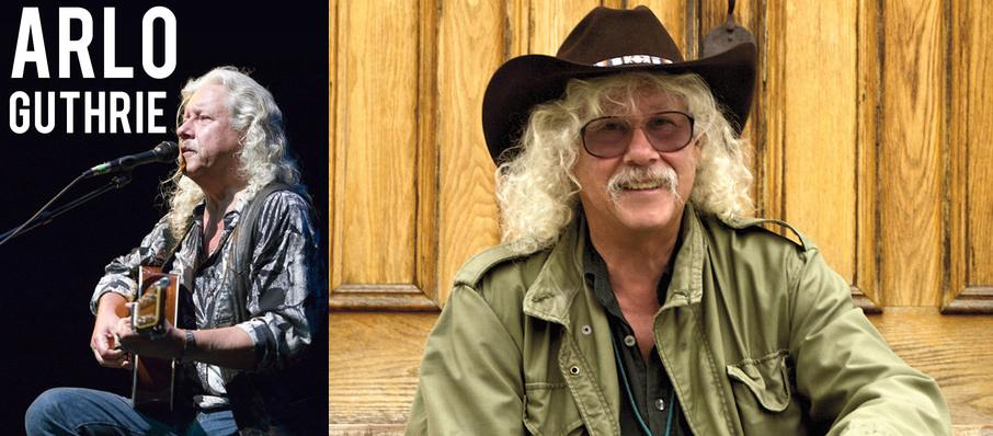 Arlo Guthrie at Fred Kavli Theatre