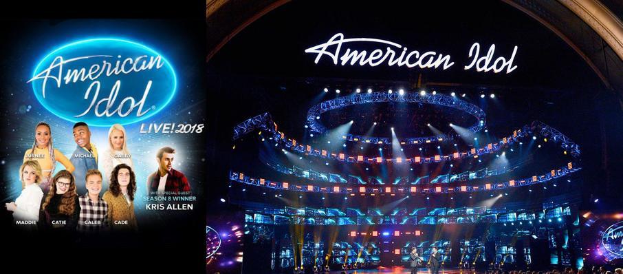 American Idol Live Tickets Calendar Apr 2019 Orpheum Theater Los