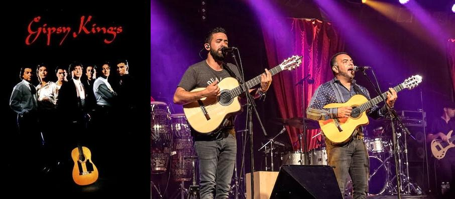 Gipsy Kings at Greek Theater