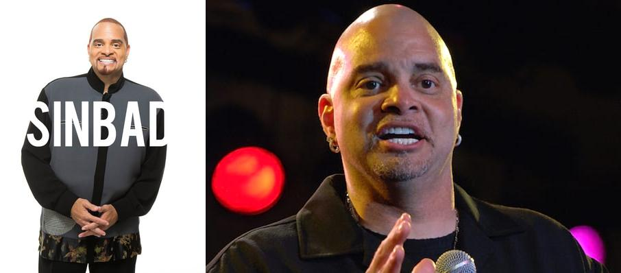 Sinbad at Saban Theater