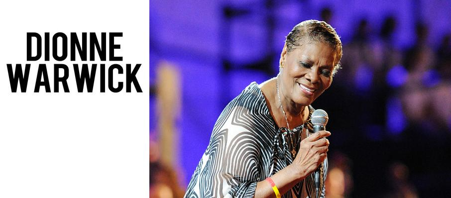 Dionne Warwick at Saban Theater