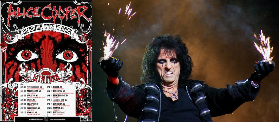Alice Cooper at Hollywood Bowl