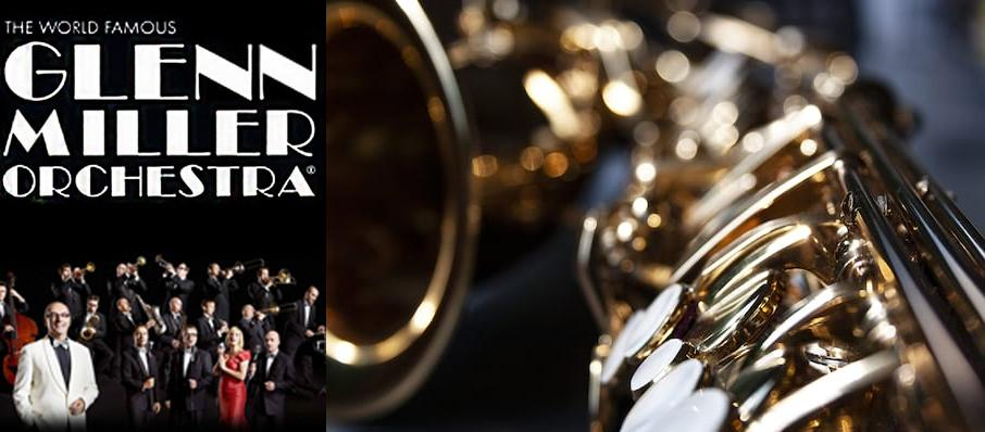 Glenn Miller Orchestra at Fox Performing Arts Center