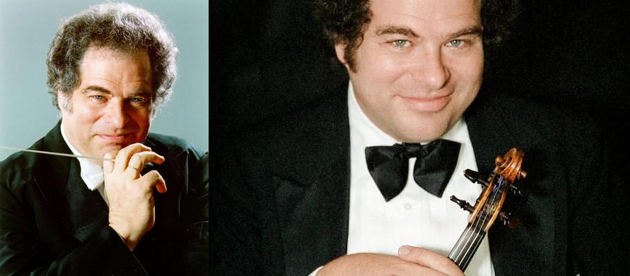 Itzhak Perlman at Walt Disney Concert Hall