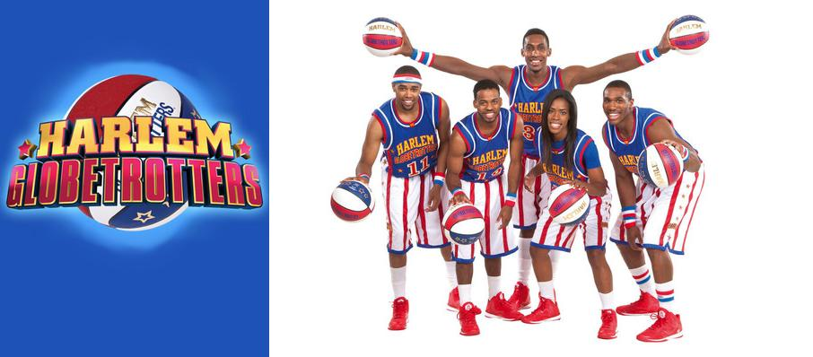 The Harlem Globetrotters at Staples Center