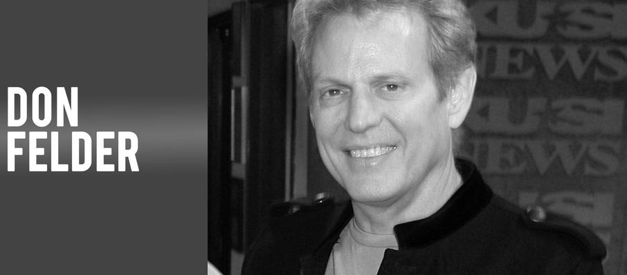 Don Felder at Fred Kavli Theatre