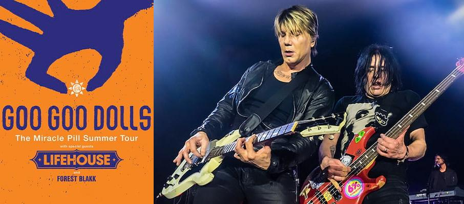 The Goo Goo Dolls at Greek Theater