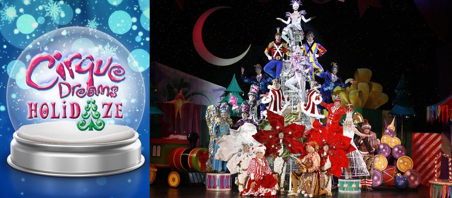 Cirque Dreams Holidaze at Dolby Theatre