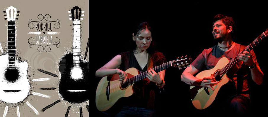 Rodrigo Y Gabriela at Greek Theater
