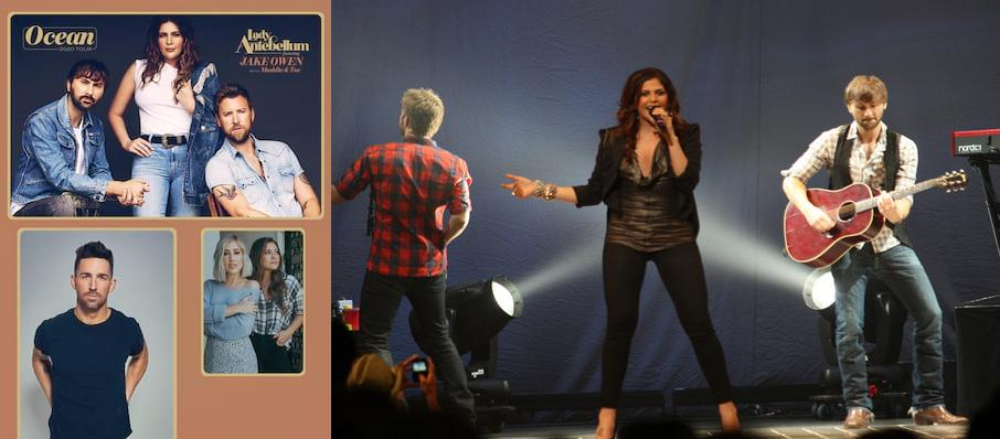 Lady Antebellum at Hollywood Bowl