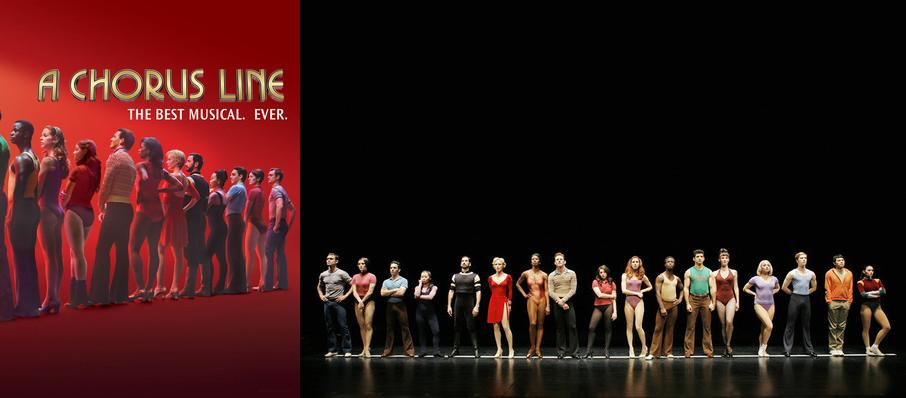 A Chorus Line at Fred Kavli Theatre