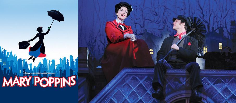 Mary Poppins at Pechanga Entertainment Center