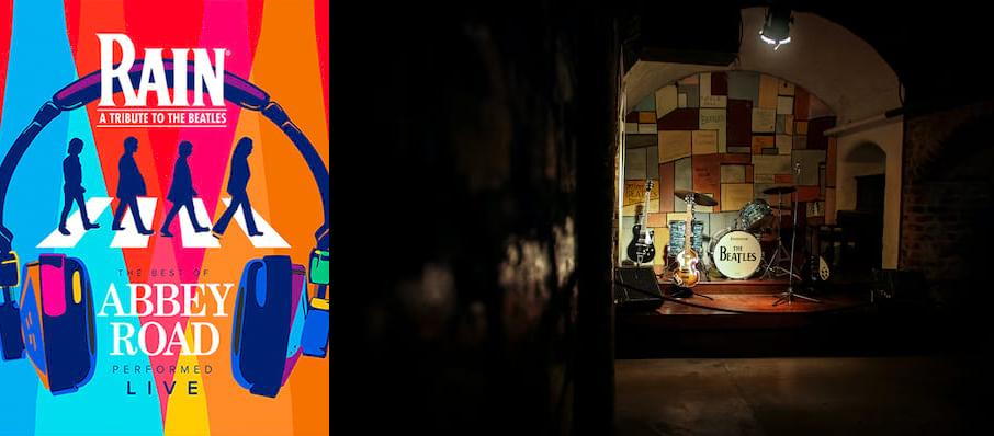 Rain - A Tribute to the Beatles at Fox Performing Arts Center