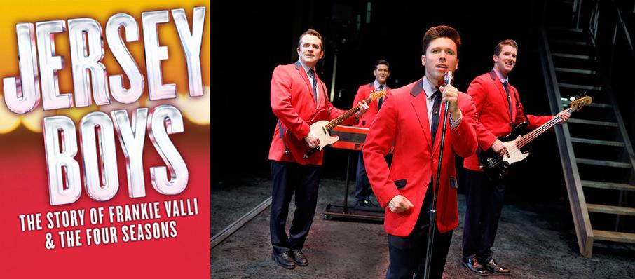 Jersey Boys at Fred Kavli Theatre