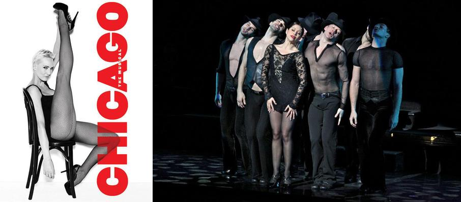 Chicago - The Musical at Fox Performing Arts Center