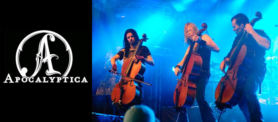 Apocalyptica at Mayan Theatre