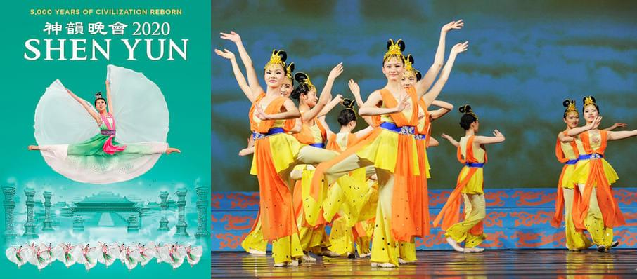 Shen Yun Performing Arts at Dorothy Chandler Pavilion