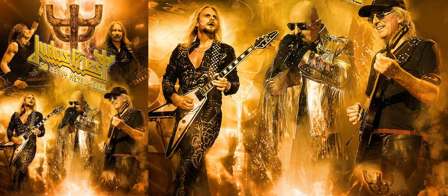 Judas Priest at Microsoft Theater
