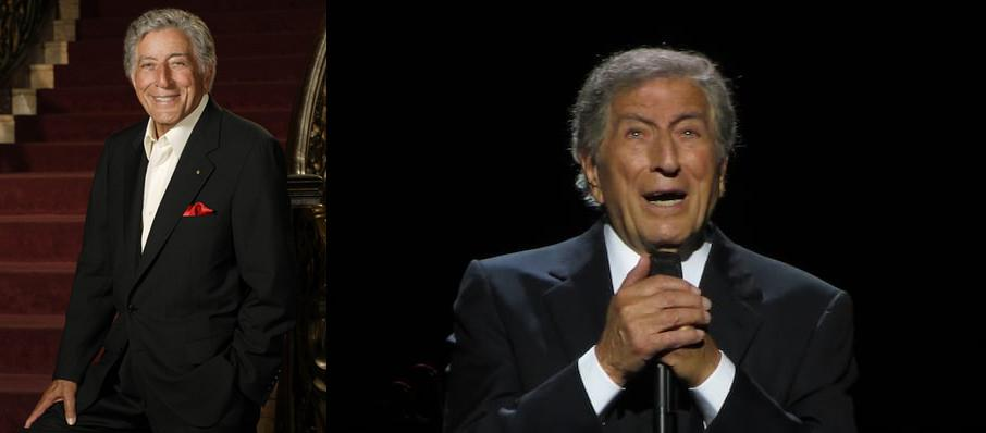 Tony Bennett at Fred Kavli Theatre