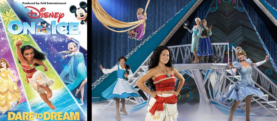 Disney On Ice: Dare To Dream at Staples Center