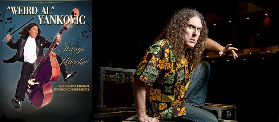 Weird Al Yankovic at Greek Theater