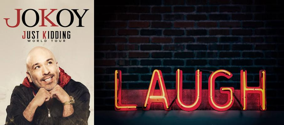Jo Koy at Madonna Inn
