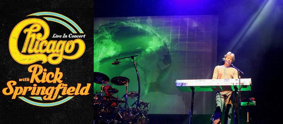 Chicago - The Band at Pechanga Entertainment Center