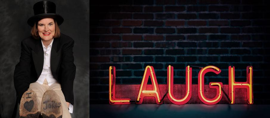 Paula Poundstone at Fred Kavli Theatre