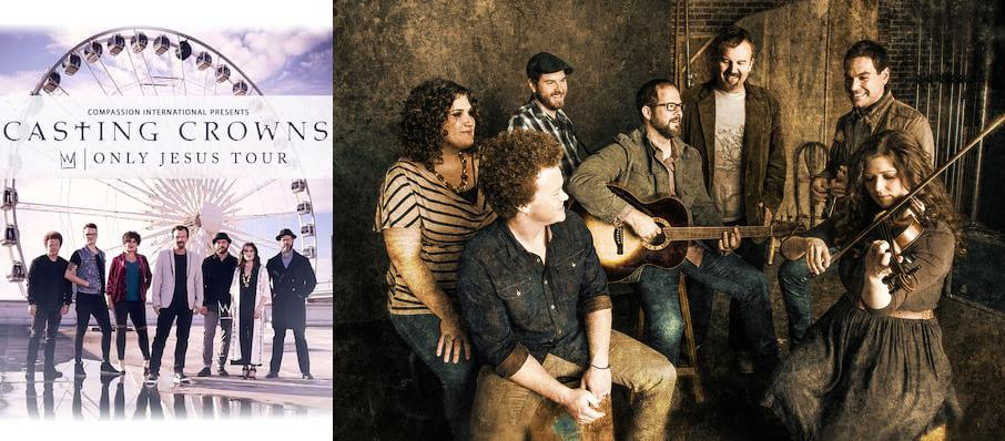 Casting Crowns at FivePoint Amphitheatre