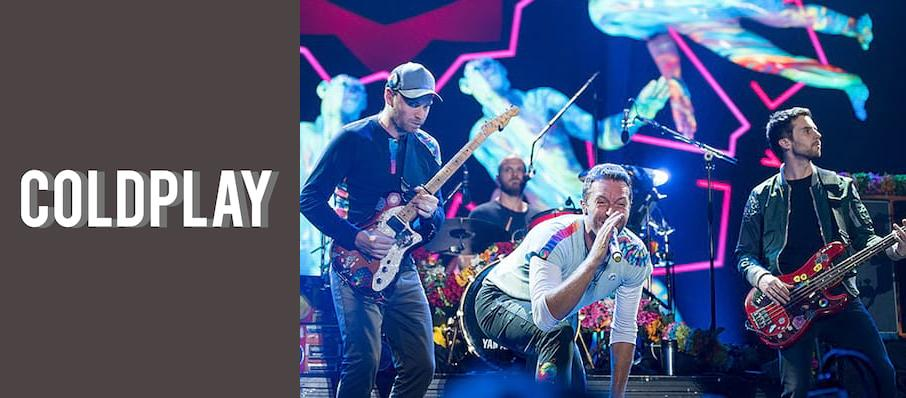 Coldplay at Rose Bowl