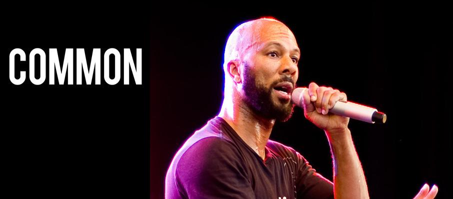 Common at The Grammy Museum
