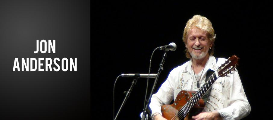 Jon Anderson at The Rose