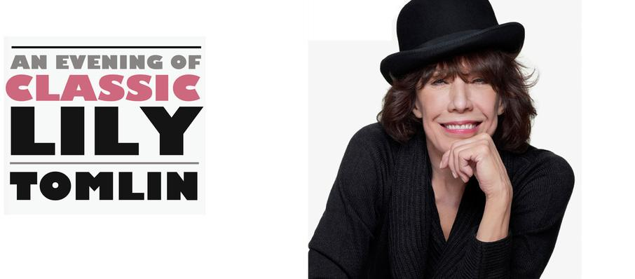 Lily Tomlin at Fred Kavli Theatre