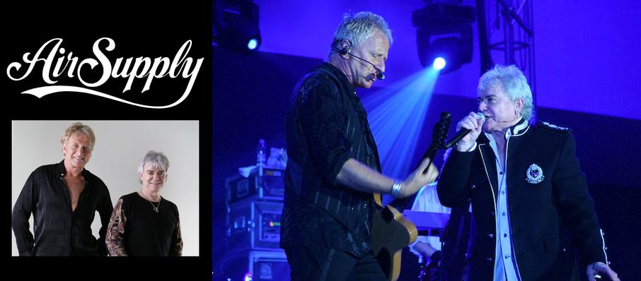 Air Supply at Cerritos Center