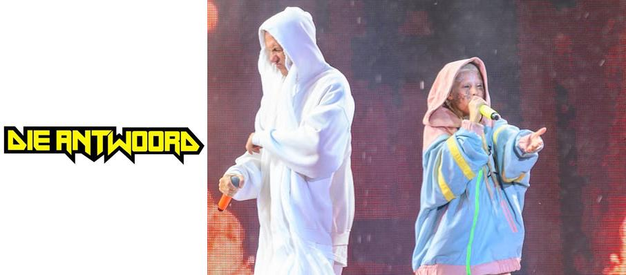 Die Antwoord at Hollywood Palladium
