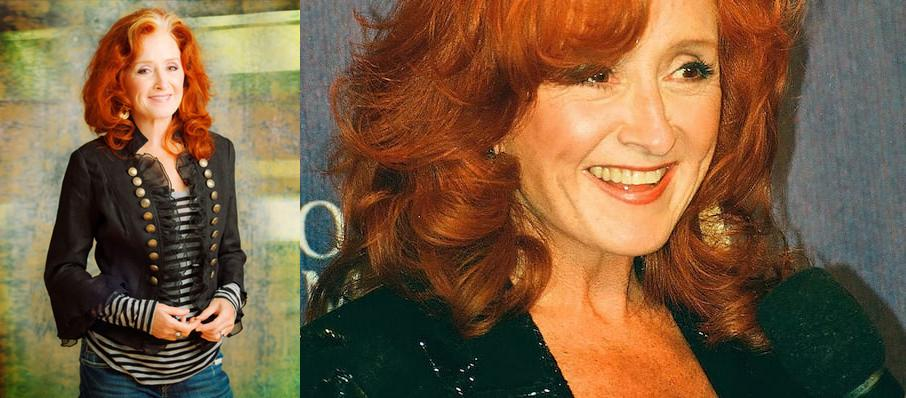 Bonnie Raitt at Long Beach Terrace Theater