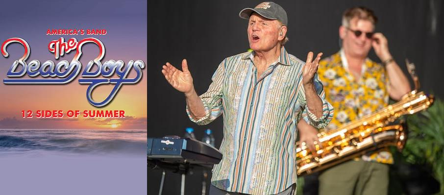 Beach Boys at Fred Kavli Theatre