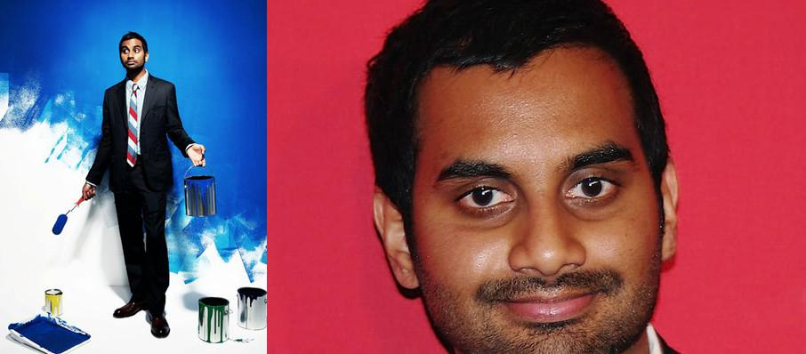 Aziz Ansari at Long Beach Terrace Theater