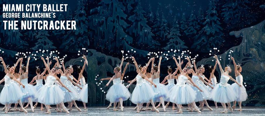 Miami City Ballet - The Nutcracker at Dorothy Chandler Pavilion