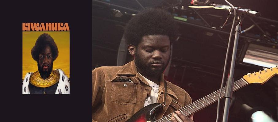 Michael Kiwanuka at The Theatre at Ace