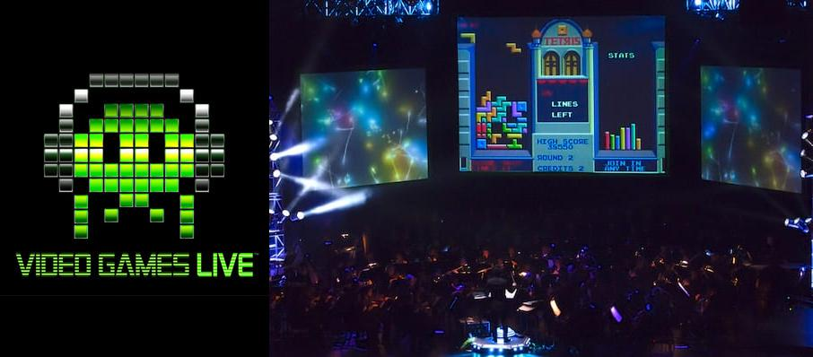 Video Games Live at Pantages Theater Hollywood