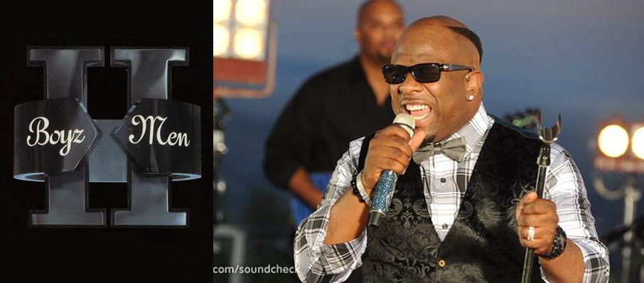 Boyz II Men at The Show
