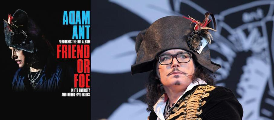 Adam Ant at Galaxy Theater