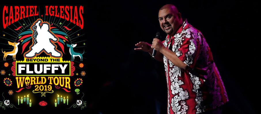 Gabriel Iglesias at Honda Center Anaheim