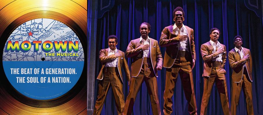 Motown - The Musical at Fred Kavli Theatre