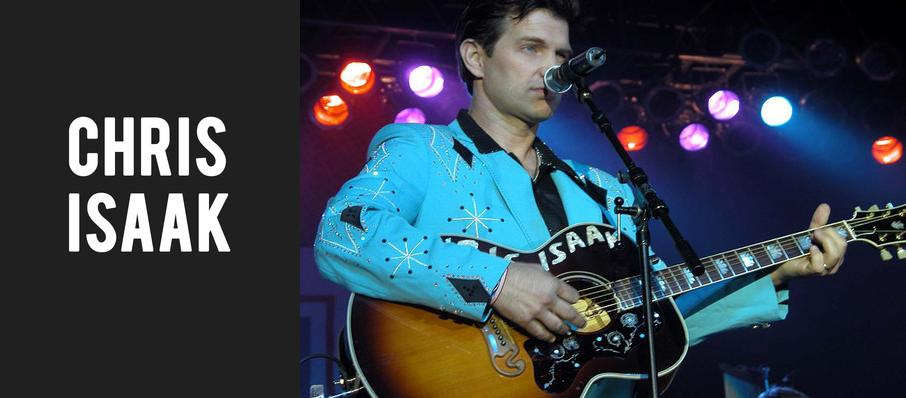 Chris Isaak at The Show